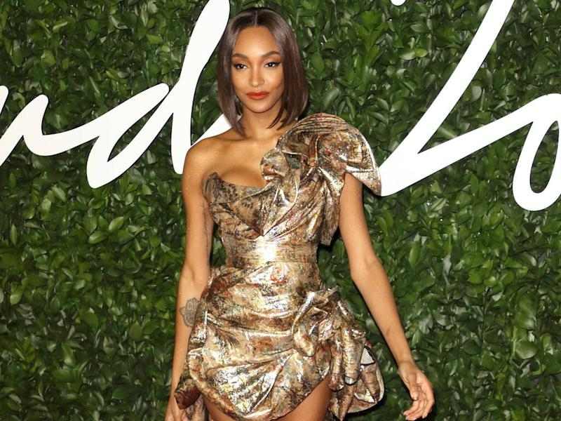 Jourdan Dunn engaged