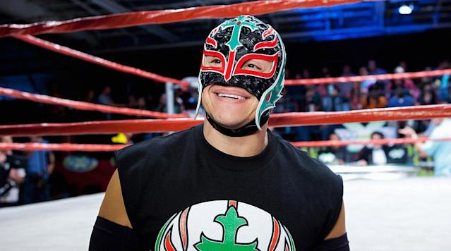 """<p>Do not expect Rey Mysterio back in WWE.</p><p>After initially showing interest, WWE passed on the legendary luchador as Vince McMahon was not interested in working with Mysterio's representation, specifically Konnan.</p><p>The rift between Konnan and McMahon dates back decades to when WWE invested thousands of dollars into the Max Moon character for Konnan, before he ultimately made the decision to continue main-eventing in Mexico. Konnan was recently welcomed backstage at a WWE event by Chris Jericho, but his appearance did not help mend any of the issues that exist between himself and the WWE office.</p><p>Mysterio is likely to receive an enticing offer from Global Force Wrestling. He would instantly become the company's biggest star, as well as a fresh face, and could even replace the combustible Alberto El Patron on the payroll. A sticking point may be Mysterio's desire to retain control of third-party bookings and to dictate his own schedule, but the positives far outweigh the negatives for a Mysterio-GFW pairing.</p><p><em>Justin Barrasso can be reached at <span>JBarrasso@gmail.com</span>. Follow him on Twitter @<a href=""""https://twitter.com/JustinBarrasso"""" rel=""""nofollow noopener"""" target=""""_blank"""" data-ylk=""""slk:JustinBarrasso"""" class=""""link rapid-noclick-resp"""">JustinBarrasso</a>.</em></p>"""