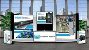 CPI's interactive Booth to include power management solutions, new cellular wireless enclosures for 5G and more.