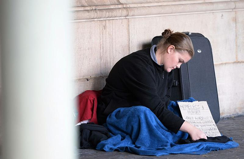 This is the truth of being a woman living below the poverty line in Australia. Source: Getty