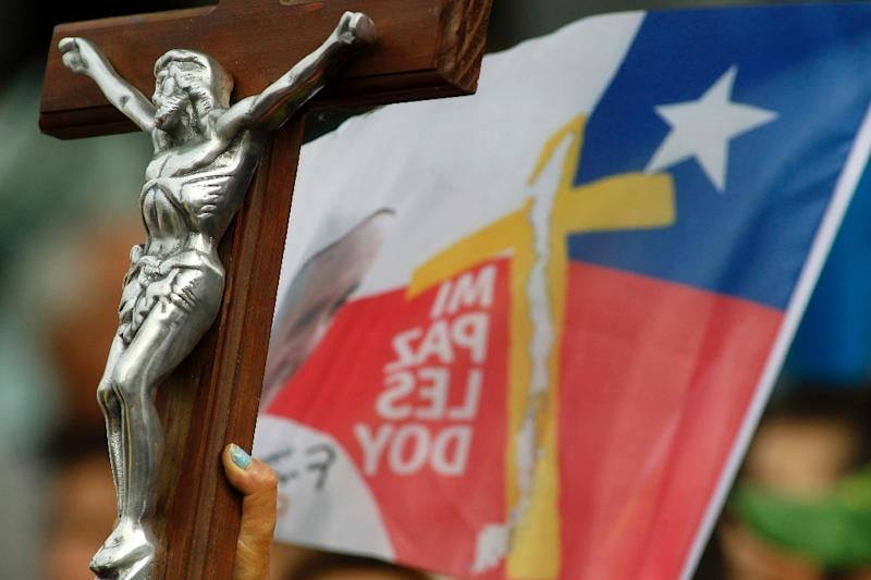 A total of 14 priests and other religious figures were suspended as the Church investigated the network of sexual abuse in Chile