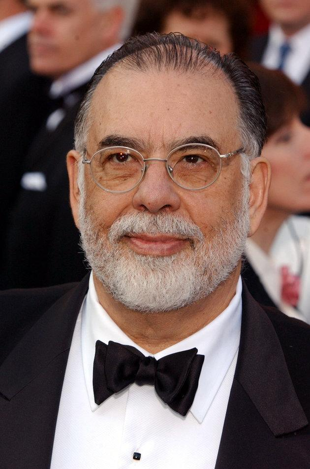 Francis Ford Coppola used a real Romanian priest when shooting the scene