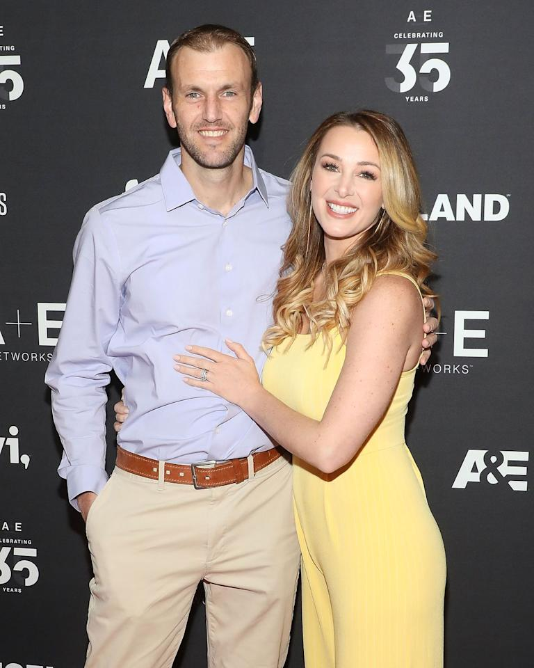 """<p>Boy was she wrong! Jamie and Doug are still married, and say they've never been happier. """"I don't want to sound corny, but we owe our lives to this TV show and the experts that stuck with us,"""" Doug told <a href=""""https://people.com/tv/married-at-first-sight-jamie-otis-doug-hehner-5-year-anniversary/"""" target=""""_blank""""><em>People</em></a>. """"It was life-changing for us."""" The couple publicly struggled with a miscarriage in 2016, but welcomed their daughter Henley Grace in 2017.</p>"""
