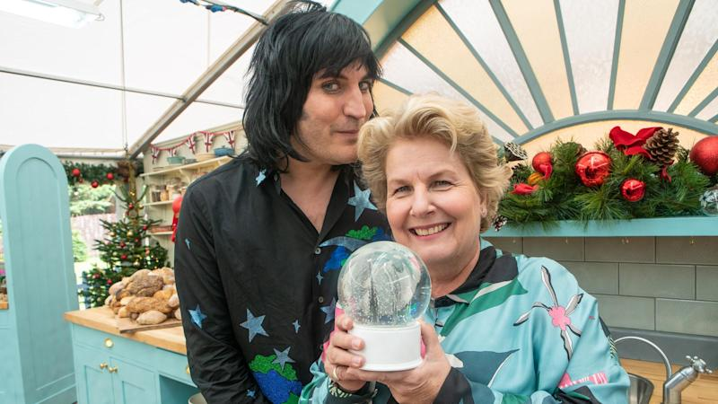 Noel Fielding feels like 'Tom without Jerry' as Sandi Toksvig quits Bake Off