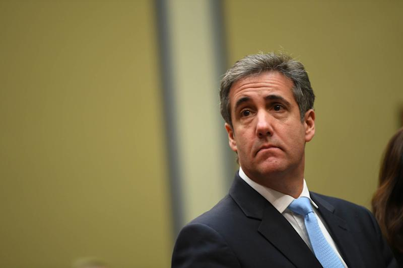 Michael Cohen, President Donald Trump's longtime personal attorney, is calling on federal authorities to let nonviolent offenders complete their prison sentences in home confinement to reduce their risk of contracting coronavirus.