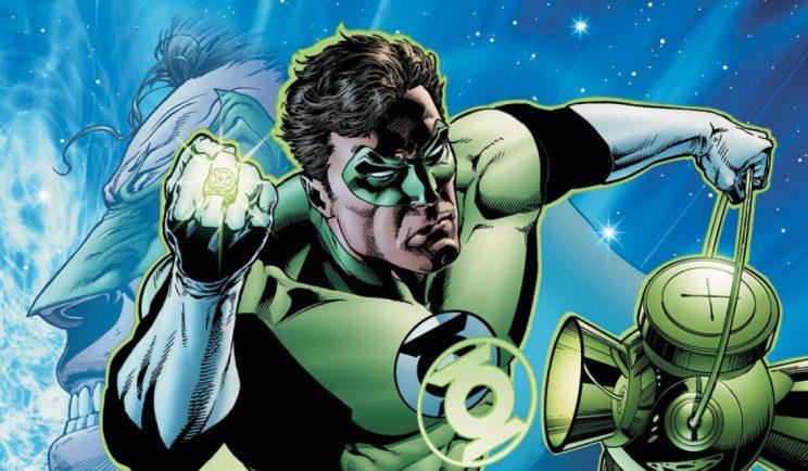 Who could play Hal Jordan? Credit: DC Entertainment