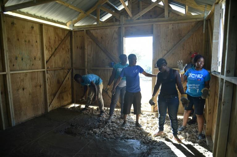In Haiti's remote mountain villages, youth-led nonprofit Techo is helping vulnerable families build a decent home