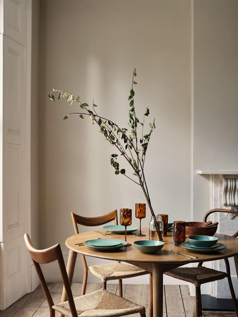 """<p>The key to hosting a memorable gathering is to pay close attention to those small details. Set the scene this autumn with George Home's range of animal print glasses (£7), acacia wood serving bowls (£10) and affordable cutlery sets (£12). </p><p><a class=""""link rapid-noclick-resp"""" href=""""https://direct.asda.com/george/home/D26,default,sc.html"""" rel=""""nofollow noopener"""" target=""""_blank"""" data-ylk=""""slk:SHOP NOW"""">SHOP NOW</a></p>"""