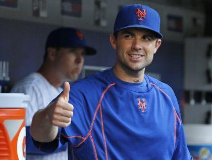 New York Mets captain David Wright (AP)
