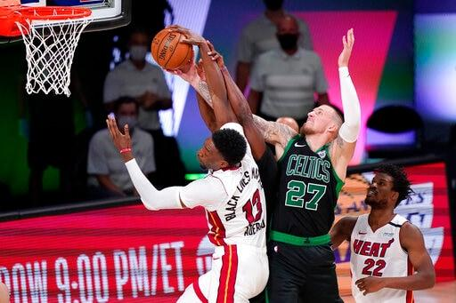 Heat's Bam Adebayo Takes Blame For Game 5 Loss To Celtics