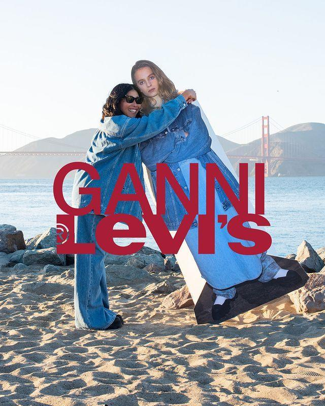 "<p>Even before the Levi's collab, Ganni was coming in hot—and long. For styles that need to drag, like the one pictured, select custom lengths run up to 34"".</p><p><strong>Our Pick: </strong><em><a href=""https://www.ganni.com/us/classic-denim-wide-pants---bleached-denim-F3633.html?dwvar_F3633_color=Bleached%20Denim"" rel=""nofollow noopener"" target=""_blank"" data-ylk=""slk:Classic Denim Wide Pants"" class=""link rapid-noclick-resp"">Classic Denim Wide Pants</a>, </em>$235</p><p><a href=""https://www.instagram.com/p/CMASGNGHqIa/"" rel=""nofollow noopener"" target=""_blank"" data-ylk=""slk:See the original post on Instagram"" class=""link rapid-noclick-resp"">See the original post on Instagram</a></p>"