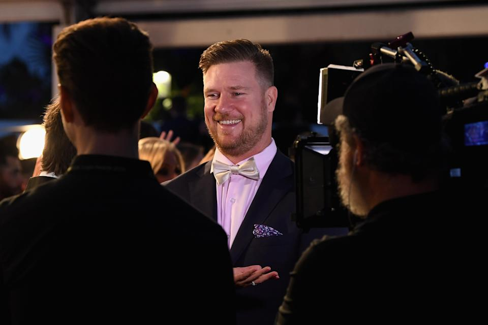Married At First Sight's Dean Wells is dating someone new. Source: Getty