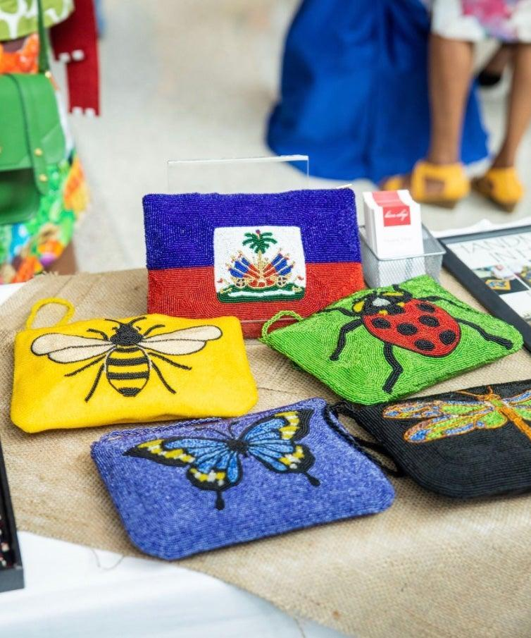 """<strong><h2>Bien Abyé</h2></strong>Bien Abyé, which means """"well dressed"""" in Creole, is a ready-to-wear and accessories brand inspired by Creole culture in Haiti. Massachusetts-born designer Dayanne Danier focuses on recreating traditional styles like beaded bags and colorful scarves that live up to the brand's name. <br><br><em>Shop <a href=""""https://www.dayannedanier.com/home"""" rel=""""nofollow noopener"""" target=""""_blank"""" data-ylk=""""slk:Bien Abyé"""" class=""""link rapid-noclick-resp"""">Bien Abyé</a></em>"""