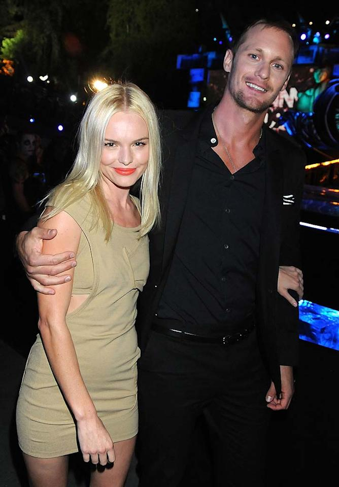 """Straw Dogs"" co-stars Kate Bosworth and Alexander Skarsgard had been practically inseparable since first photographed together in late 2009. It was reported in late July that the two had quietly broken off their love affair."