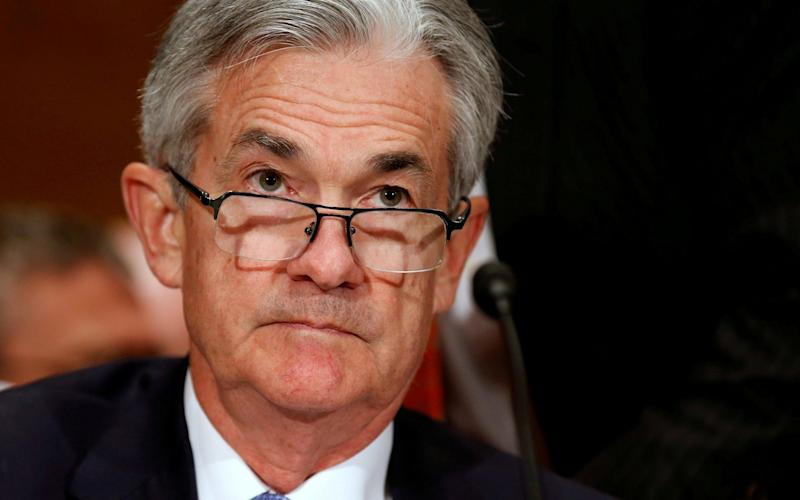 Jerome Powell takes over as Fed chair next month, and Fitch expects him to hike rates regularly - REUTERS