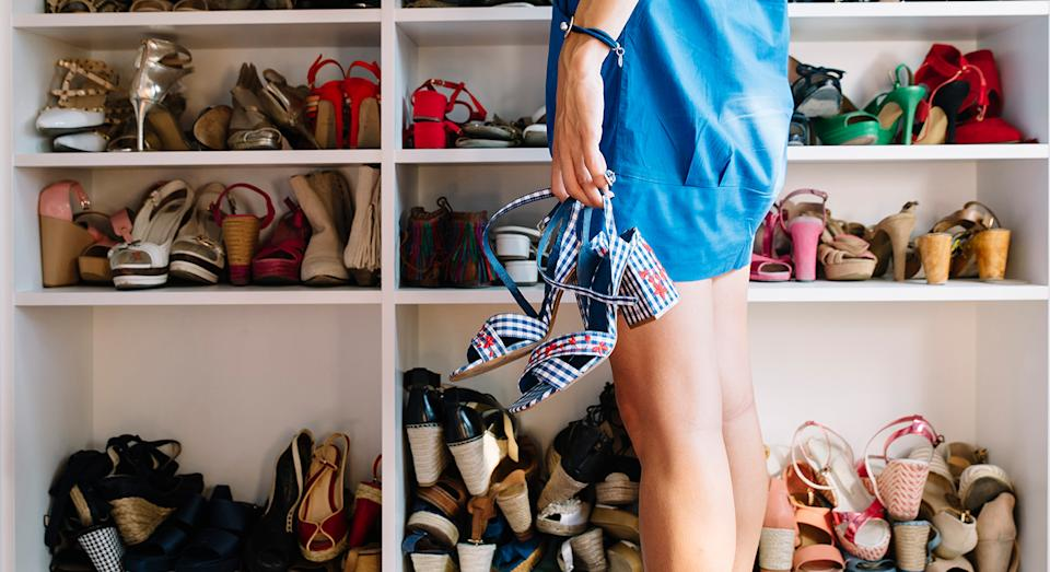 Fed up of shoes strewn across the hallway? We have found a few solutions.  (Getty Images)