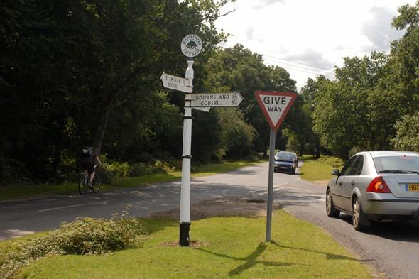 Cyclist who campaigned for safer roads killed by car in New Forest