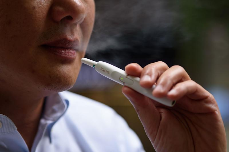 Philip Morris tries to prove it can pivot past cigarettes — before its rivals do