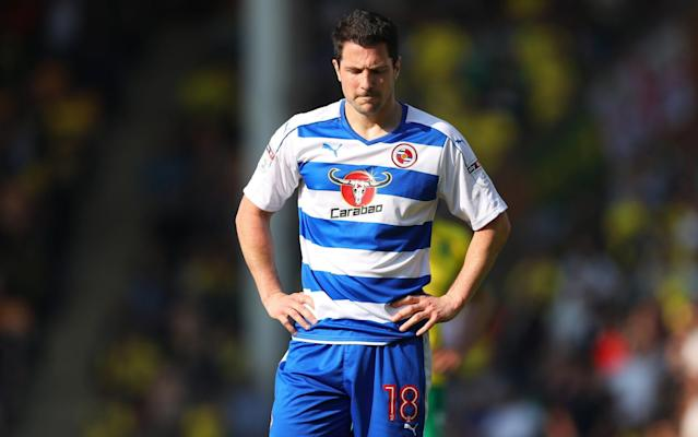 <span>Reading lost 7-1 to Norwich at the weekend</span> <span>Credit: Rex Features </span>
