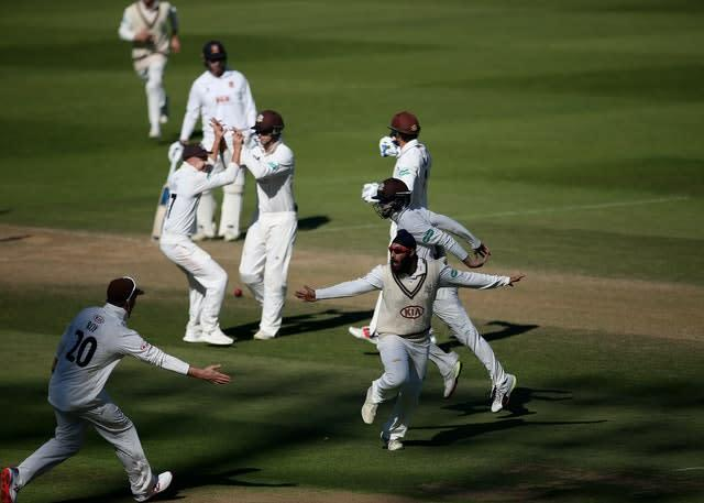 Virdi has been a hit at Surrey (Steven Paston/PA)