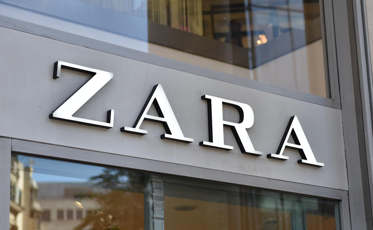 Zara Is Closing Over 1,000 Stores to Invest in Online Shopping