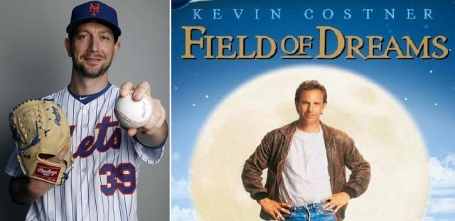 "Mets reliever Jerry Blevins wants everyone to know how much he dislikes ""Field of Dreams."" (AP)"
