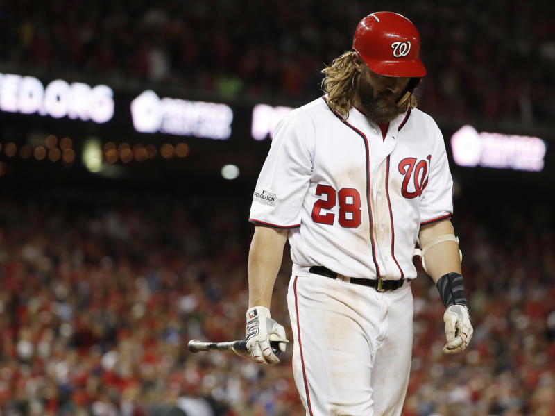 Jayson Werth rails on the 'super nerds' who are 'killing' baseball