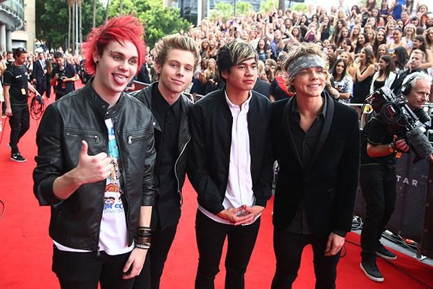 <p><b>5SOS</b> It's a miracle that the boy band members from Sydney have any hearing left -- their fans (which, by the way, extend globally) are extremely passionate.</p>