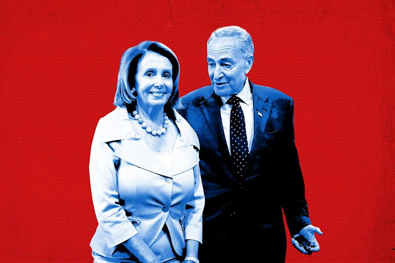 Chuck Schumer and Nancy Pelosi Have No Idea What Kind of Fight They're In