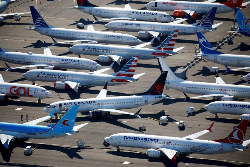 Exclusive: Boeing plans 737 MAX production restart by May - sources