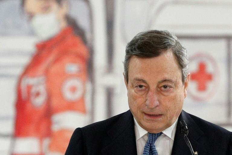Italian Prime Minister Mario Draghi's new government is set to announce on Friay a fresh package of relief measures for virus-stricken businesses and workers, including a moratorium on tax bills