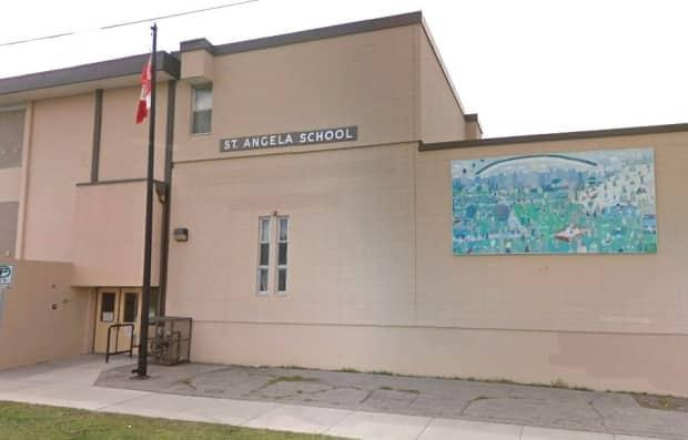 St. Angela School in northeast Calgary and St. Gerard in southwest Calgary will close at the end of the school year.  (Google - image credit)