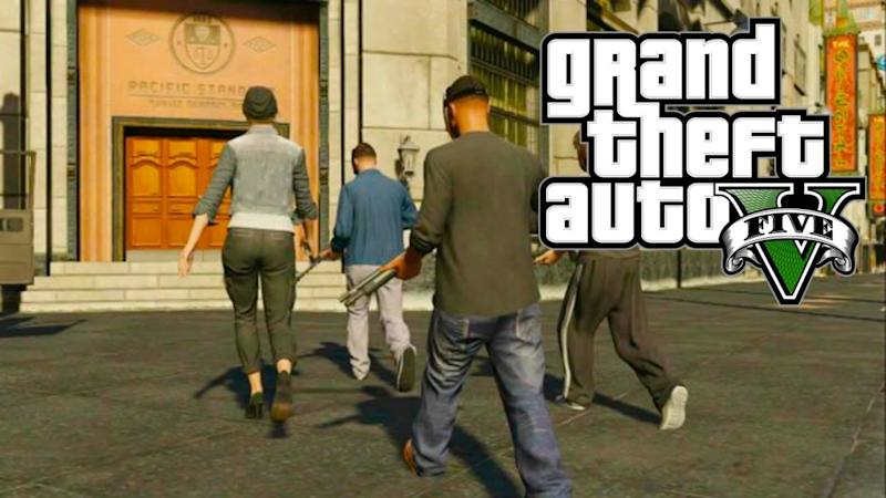 GTA 5: Online DLC Heists, Roles and Details Unearthed in Game Files [VIDEO]