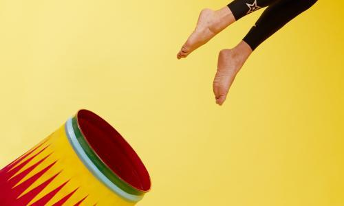 Fit in my 40s: roll up! Roll up! It's time to master circus skills
