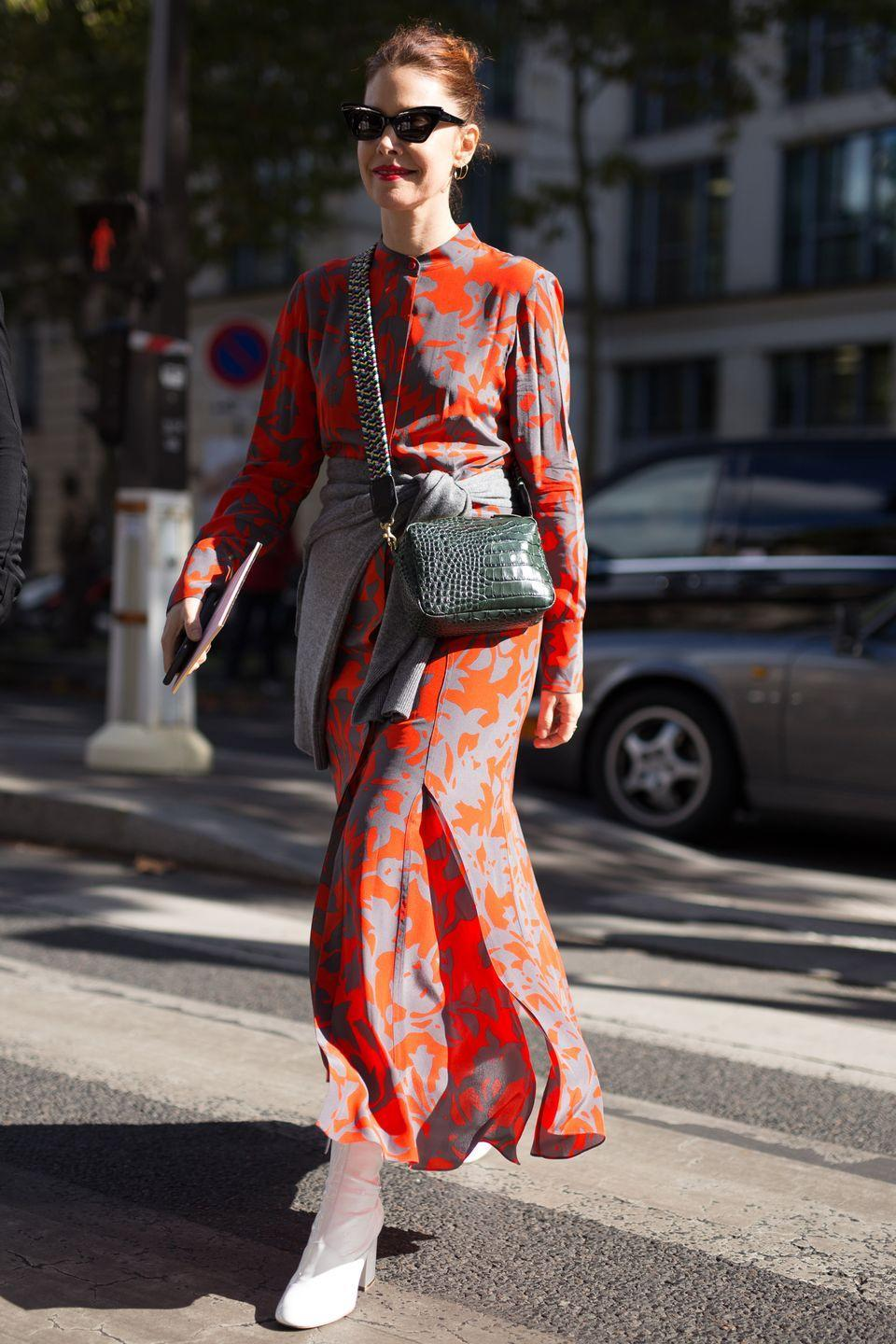 <p>Team them with printed, Boho maxi dresses as the weather starts to pick up.</p>