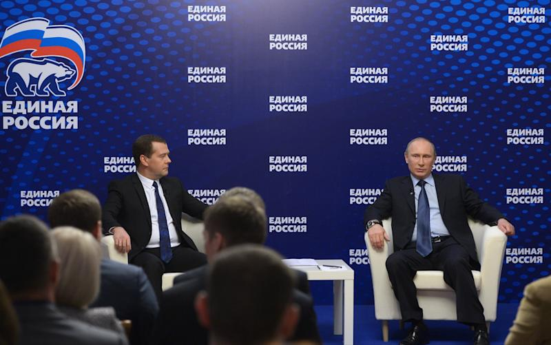 Putin says Russia will expand its Arctic presence
