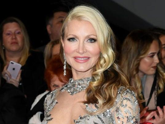 Caprice Bourret attends the National Television Awards in January: Gareth Cattermole/Getty Images