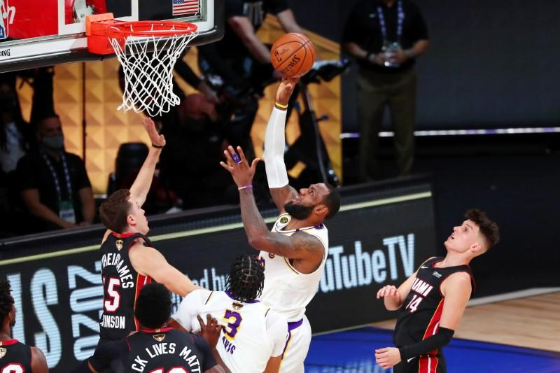Lakers return to glory, claim record-tying 17th NBA title