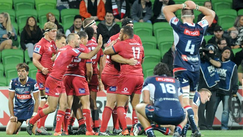 Reds take down Rebels in Super Rugby