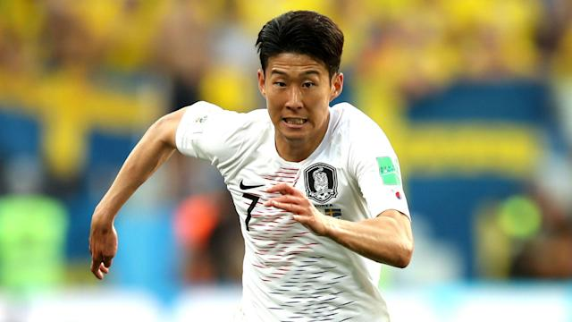 Son Heung-min is set to carry the hopes of South Korea against Mexico at the World Cup, according to his coach and team-mate.