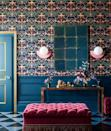 """<p>Wallpaper has come a long way in terms of quality of design, and so often, a faux panelling or cladding effect can totally fool an onlooker. If your home doesn't possess these features naturally, and you're after an affordable way to achieve a panelled effect, look no further than wallpaper. </p><p>Pictured: <a href=""""https://www.cole-and-son.com/en/products/library-frieze-1?v=3679"""" rel=""""nofollow noopener"""" target=""""_blank"""" data-ylk=""""slk:Library Frieze"""" class=""""link rapid-noclick-resp"""">Library Frieze</a>, Cole & Son</p>"""