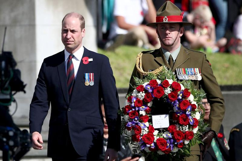 Prince William | FIONA GOODALL/AFP/Getty Images