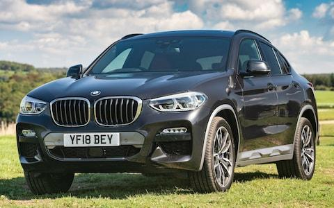 BMW X4 long-term - foxall - Credit: Andrew Crowley