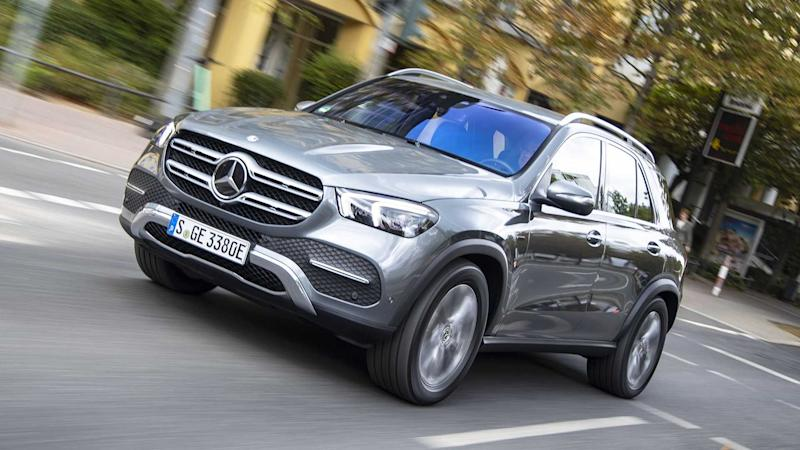 Mercede GLE 350 de 4MATIC EQ Power