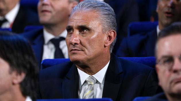 <p>Tite: Brazil preparing like we're facing Spain or England</p>