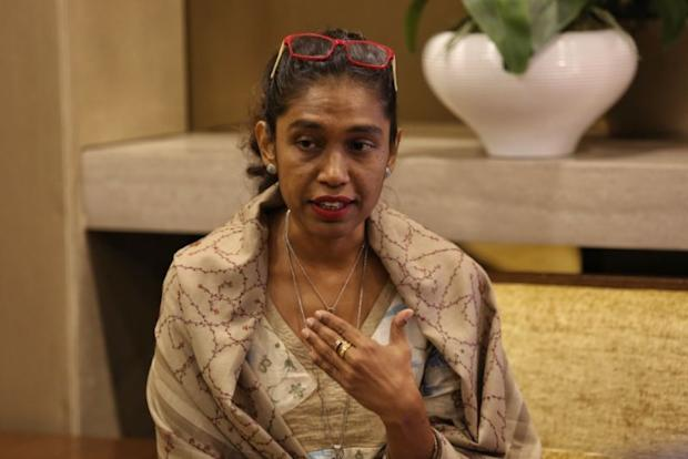WAO executive director Sumitra Visvanathan said SDF's support has been 'critical' to help the organisation achieve its vision over the years. ― Picture by Saw Siow Feng