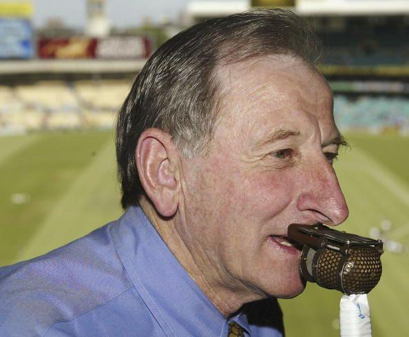 Bill Lawry - The Invisible face of Channel 9