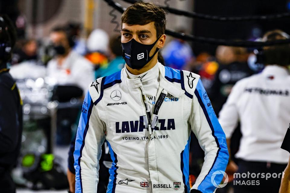 "George Russell, Williams Racing<span class=""copyright"">Glenn Dunbar / Motorsport Images</span>"