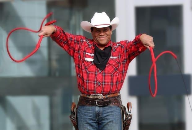 Neville Headley's first foray into dance began when he was volunteering for the Calgary Stampede, and taking line dance classes at the Ranchman's Dancehall.