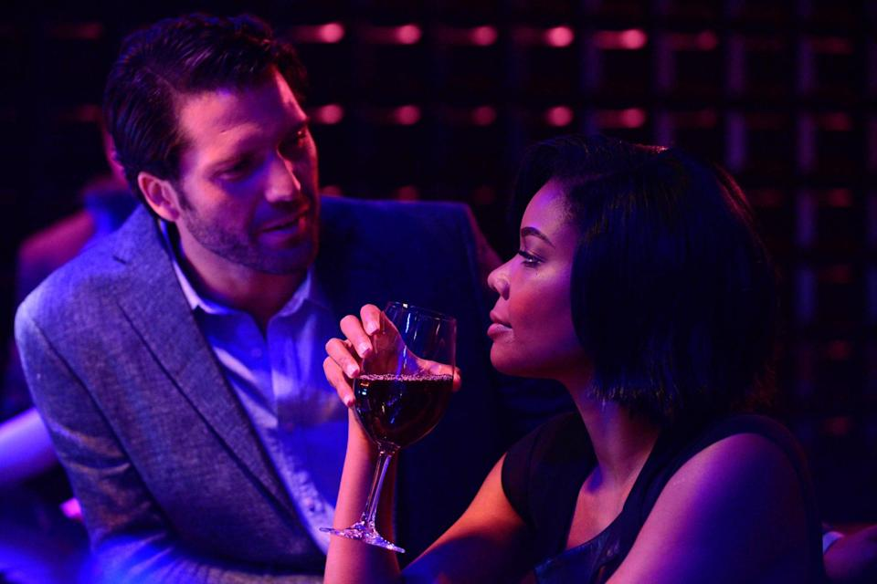 """<p>In <strong>Being Mary Jane</strong>, a successful news anchor realizes she wants a career and a family and sets out to make all of her dreams come true. Of course, the road to love is never smooth, so expect plenty of false starts and (sexy) wrong turns along the way in this series starring <a class=""""link rapid-noclick-resp"""" href=""""https://www.popsugar.com/Gabrielle-Union"""" rel=""""nofollow noopener"""" target=""""_blank"""" data-ylk=""""slk:Gabrielle Union"""">Gabrielle Union</a>. </p> <p><a href=""""https://www.hulu.com/series/9f440742-ce0c-4d9f-9841-12e712ca57cc"""" class=""""link rapid-noclick-resp"""" rel=""""nofollow noopener"""" target=""""_blank"""" data-ylk=""""slk:Watch Being Mary Jane on Hulu."""">Watch <strong>Being Mary Jane</strong> on Hulu.</a></p>"""